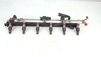 1996-1999 BMW 323i 328i Engine Fuel Rail w/ Injectors OEM