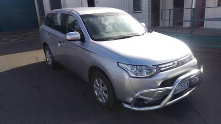 2013 Mitsubishi Outlander Wagon Burnie Burnie Area Preview