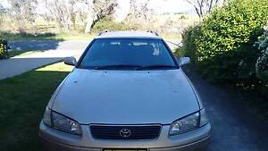 1998 Toyota Vienta Wagon Jerrabomberra Queanbeyan Area Preview
