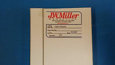 10 Pcs 70f394ai Jw Miller Rf Fixed Inductors 390uh 5 Obsolete