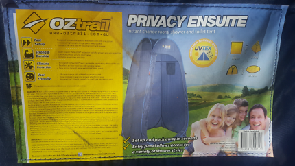 Privacy Ensuite OZtrail Camping