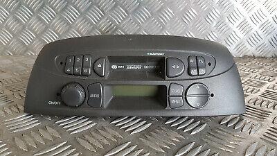 Autoradio cassette Blaupunkt - Fiat Punto II (2) phase 1 - Réf : 7649374316, używany na sprzedaż  Wysyłka do Poland