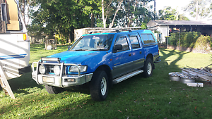 RODEO dual cab 4x4 - SELL or SWAP Emu Park Yeppoon Area Preview