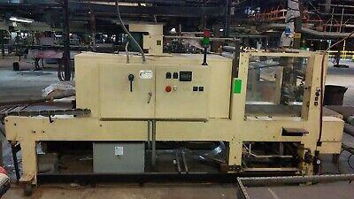 Arpac 105-24sar Shrink Bundler Wrapper 460v 3ph 60hz Tunnel 24 X 12.5