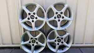 "15"" rims 5 stud pattern Fulham Gardens Charles Sturt Area Preview"