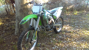 KXF 450 Monster Energy EXCELLENT CONDITION Mernda Whittlesea Area Preview