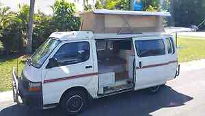 Beautiful campervan, excellent engine and interiors, pop-top Cairns Cairns City Preview