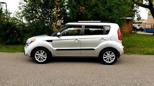 2013 Kia Soul 2u 69k km ,Bluetooth ,Heated seats, Certified
