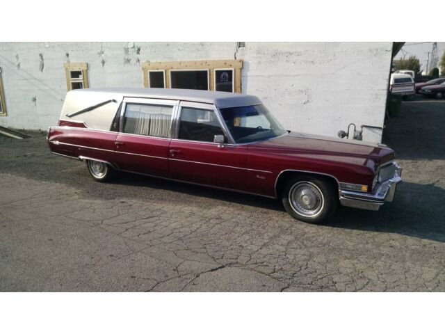 1973 Hearse Made By Cadillac Used Cadillac Other for