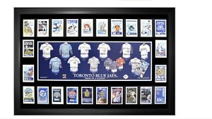Toronto Blue Jays 25th Anniversary Pocket Schedule Collection.