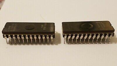 Eprom 1kx8 D2608 Intel Vintage Black Cerdip Rare Collectible