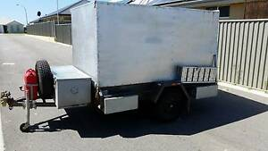 8 x 5 Box Enclosed Trailer Eglinton Wanneroo Area Preview
