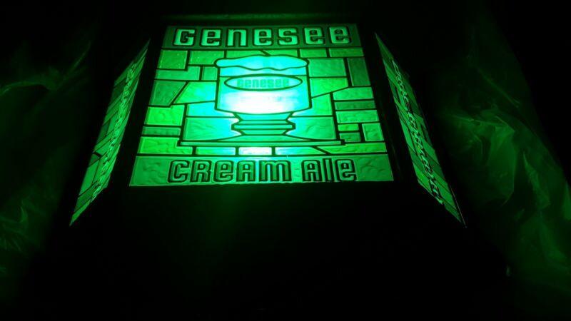 Vintage Genesee Cream Ale (Beer) Light Up Beer Sign