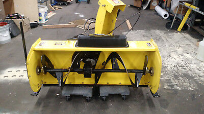 """John Deere Two Stage 47"""" Quick Hitch Snowblower"""