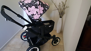 Rarely Used AB Bugaboo Donkey Duo + Heaps of Extras Strathalbyn Alexandrina Area Preview