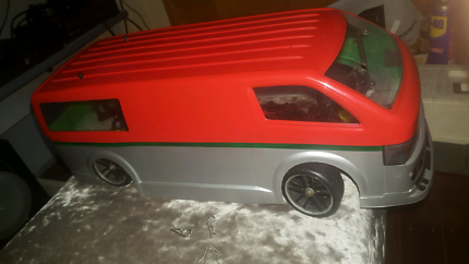 Hsp flying drift car in good condition