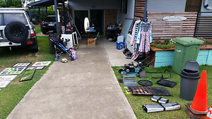 Garage sale Kippa-ring Redcliffe Area Preview