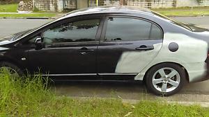 Honda civic 2006 would Swap for a moter bike Pendle Hill Parramatta Area Preview