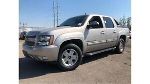 2009 Chevrolet Avalanche 1500 Z71  LEATHER MOONROOF DVD