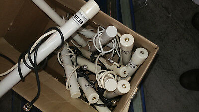 lot of 2 CUSHCRAFT S2403B 2.4GHz 3dBd OMNI DIRECTIONAL ANTENNA Pre-Owned. Buy it now for 8.99