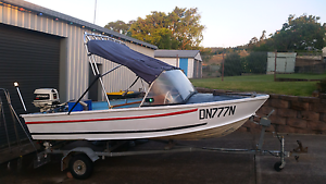 Tinny runabout Newcastle Newcastle Area Preview