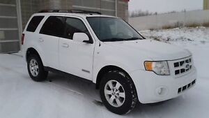 * 2008 FORD ESCAPE LIMITED 4X4 * FULLY INSPECTED *