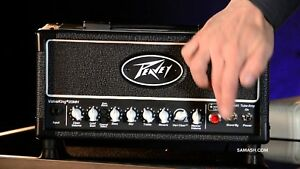 AS NEW Peavey ValveKing 20MH Switchable All-Tube 20W/5W/1W Head