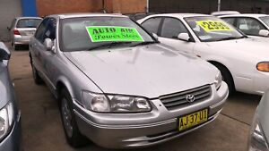 2001 Toyota Camry Conquest ! Serviced & Inspected ! Cheap !  Granville Parramatta Area Preview