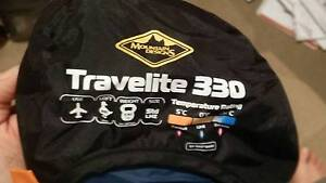 Mountain Designs Travelite 330 Standard Down Sleeping Bag Manly Manly Area Preview