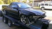 HOLDEN VZ UTE SHELL 2005 BLACK NO DRIVELINE or INTERIOR or WHEELS Gosford Gosford Area Preview