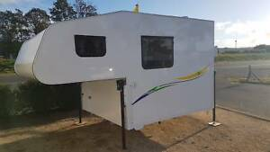 Slide- on camper Launceston Launceston Area Preview