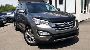 2016 Hyundai Santa Fe Sport 2.0T SE AWD - LEATHER! BACK-UP CAM!