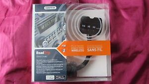 Griffin RoadTrip smartscan wireless transmitter 6265-RDTRPB2 iPhone & iPod BNIB