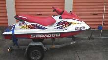 Sea Doo 1998 GSX Bombardier Jetski Campbelltown Area Preview