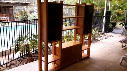 Wall Unit, display cabinet