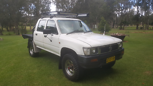 1996 Toyota Hilux LN106 Forster Great Lakes Area Preview