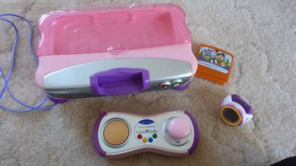 Vtech motion console with games - immac cond Carine Stirling Area Preview