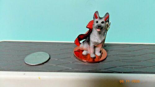 German Shepherd Devil Dog figure