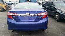 Wrecking 2013 Toyota Camry in blue Sunshine Brimbank Area Preview