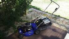 """VICTA LAWNMOWER """"CLASSIC CUT"""" 18"""" 140cc Petrol  As New Condition Kingsley Joondalup Area Preview"""