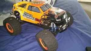 Sledgehammer s50 rc car ready to run Bowen Whitsundays Area Preview