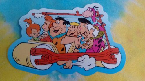 The Flintstones 5.75 x 3.5 Inch Sticker