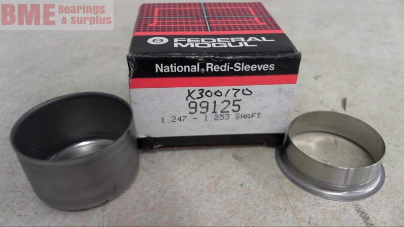 "Federal Mogul 99125 Redi-Sleeves 1.247""-1.253"" Shaft"
