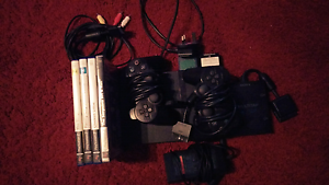 PlayStation 2 Console Mullaloo Joondalup Area Preview