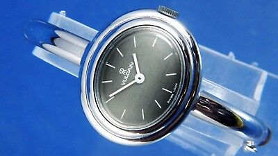 Vintage Retro Vulcain Mechanical Ladies Fashion Watch NOS 1970s New Old Stock