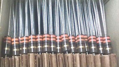 33 Ohm 1 Watt 5 Carbon Composition Resistor - Nos -