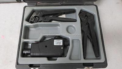 Noyes Ofs-300 Optical Fiber Scope W Amp 0 9534 0 9423 Crimper Case