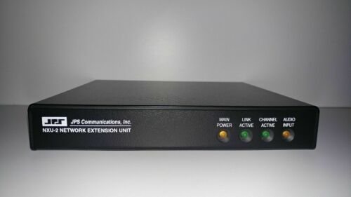 Raytheon JPS Communications NXU-2 Network Extension Unit (ROIP Radio over IP)