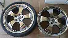 Speedy Raven 19 inch Rims Boronia Heights Logan Area Preview