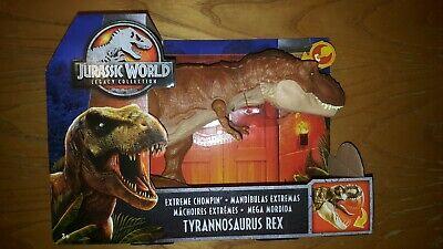 Mattel T-Rex Jurassic World Legacy Collection Tyrannosaurus Rex Jurassic Park🔥